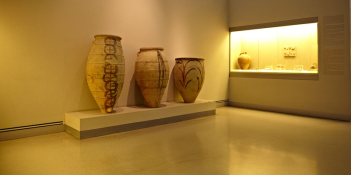Santorini - Μουσείο Προϊστορικής Θήρας