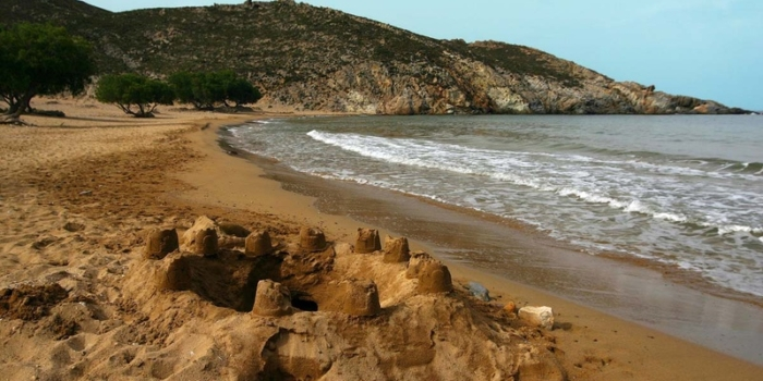 Patmos - Ψιλή Αμμος