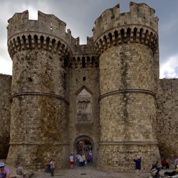Rhodes - Αρχιτεκτονική
