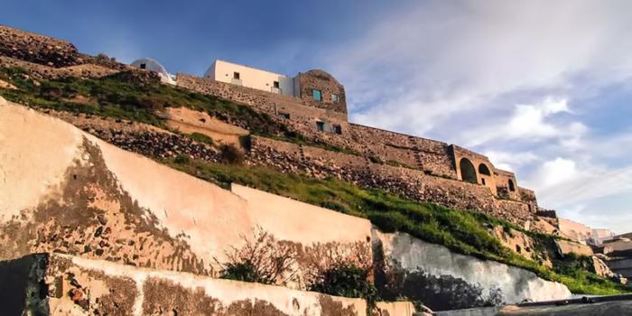 Santorini - Πύργος