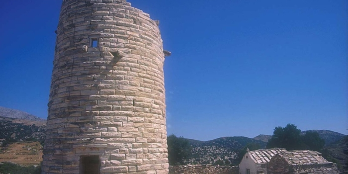 Naxos - Tower of Chimarros