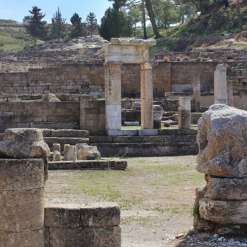 Rhodes - Η αρχαία Κάμειρος