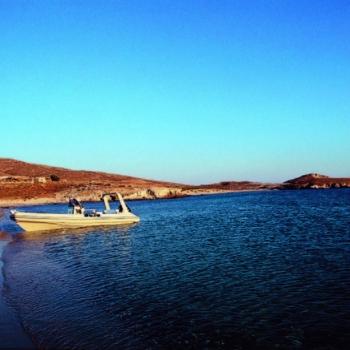Cyclades - Rinia island