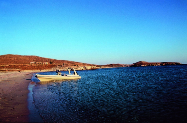 Cyclades - Ρήνεια