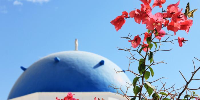 Santorini - Αρχιτεκτονική