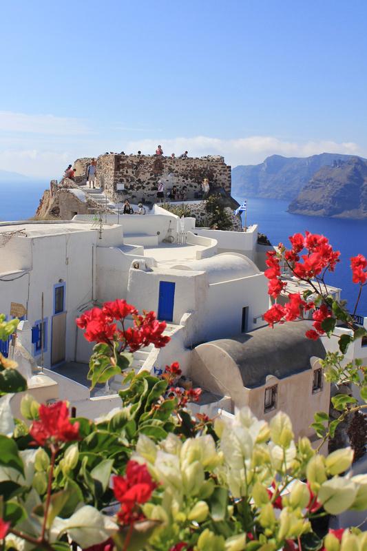 Santorini - Οία