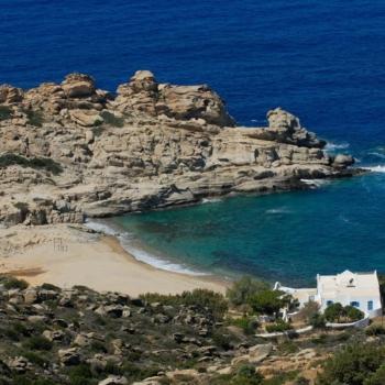 Sapounochoma beach.Ios island. Cyclades. Greece. Europe.George Detsis. 05/2008.