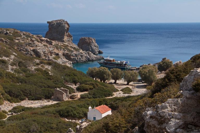 Dodecanese - Saria island
