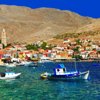Halki island, Dodecanese