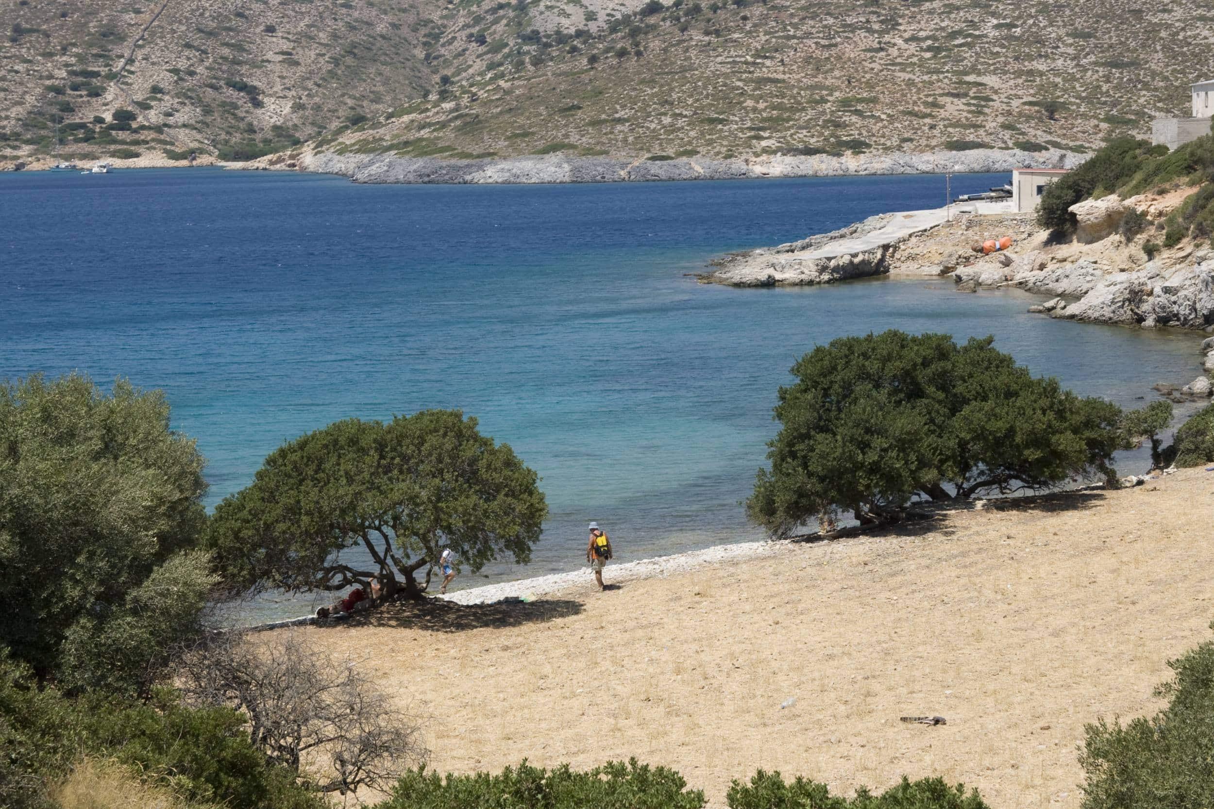 Agathonisi island. Dodecanese
