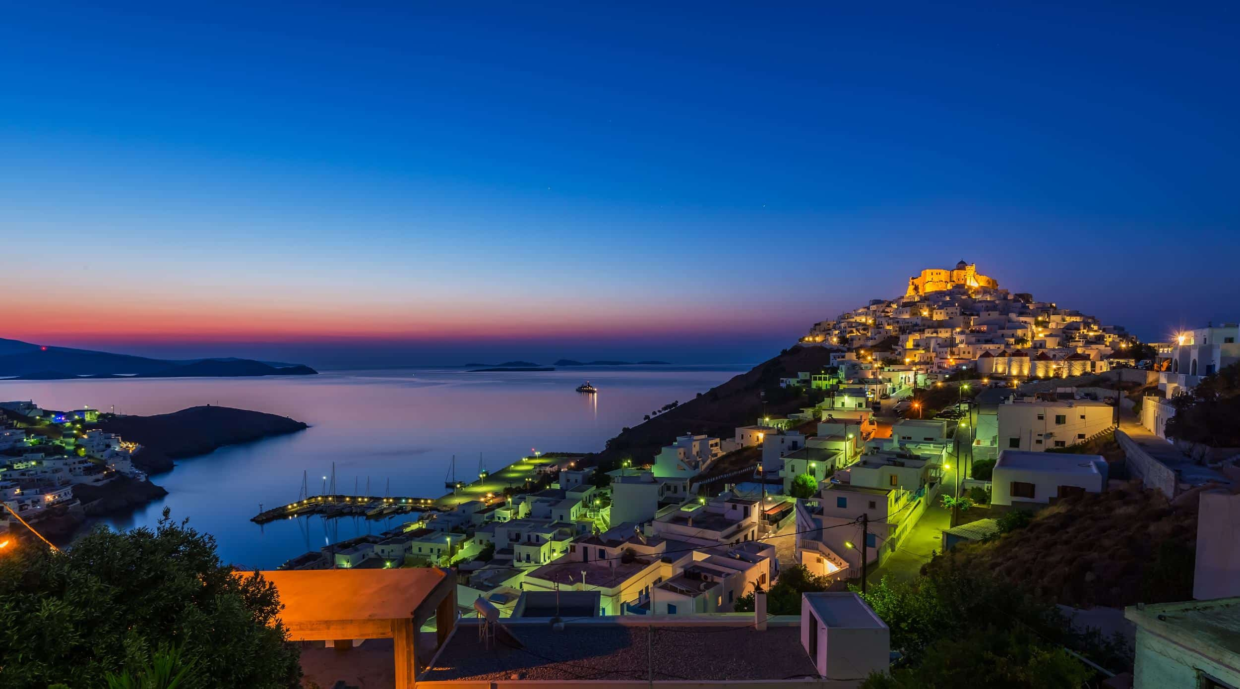 Astypalea. Dodecanese islands