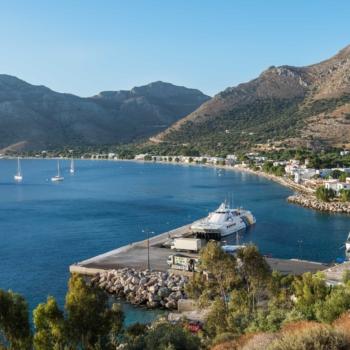 Dodecanese - Tilos island