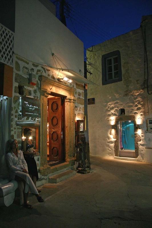 Patmos - Skala