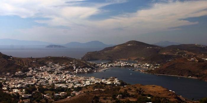Patmos - Σκάλα