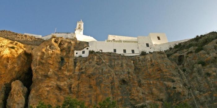 Nisyros - Η Παναγία Σπηλιανή