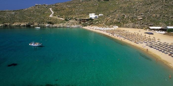 Mykonos - Super Paradise