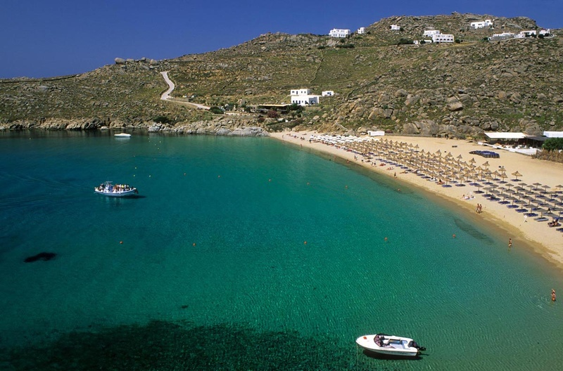 Mykonos - Σούπερ Παραντάιζ (Super Paradise)