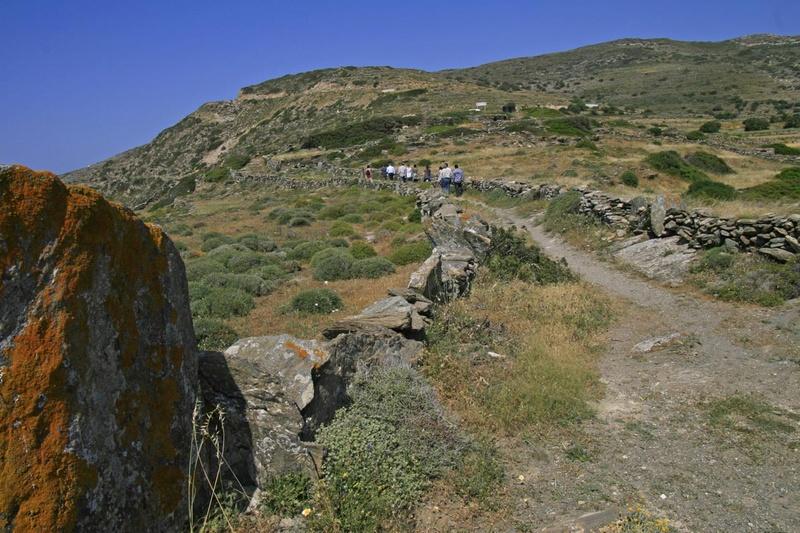 Sikinos - Pantocrator-Diocese-Agia Marina