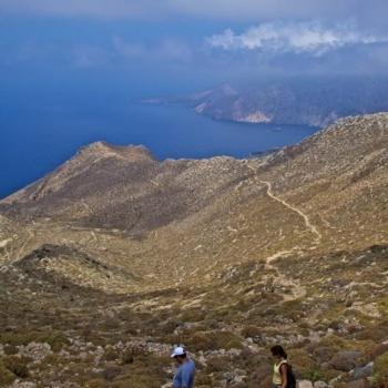 Karpathos - Paths