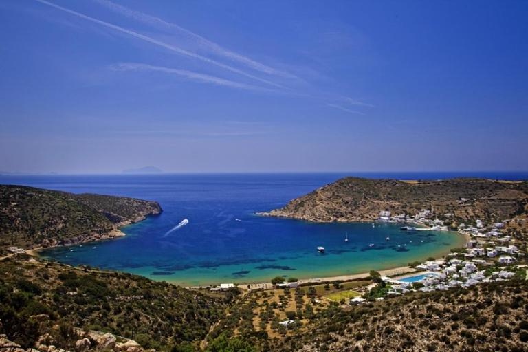 Vathy beach, Sifnos