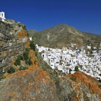 Serifos - Το Κάστρο της Χώρας