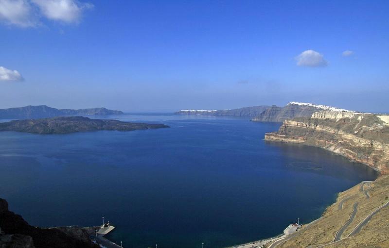 Santorini - Volcanoes*