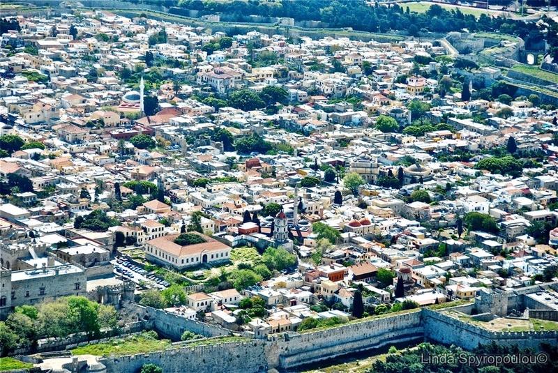 Rhodes - Η Παλιά Πόλη της Ρόδου
