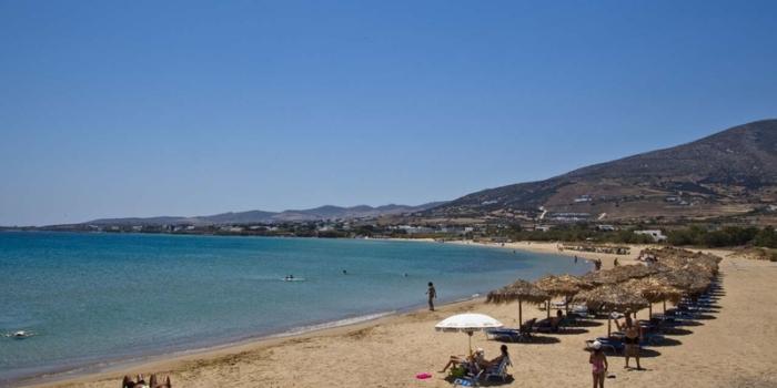 Paros - Chrysi Akti