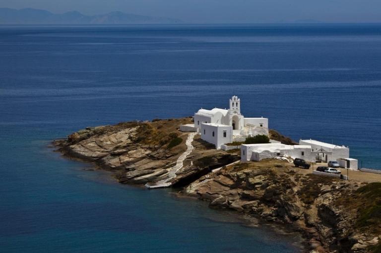 Sifnos - Chrysopigi
