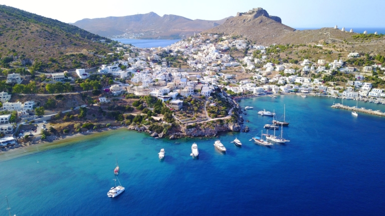 Leros, Dodecanese island