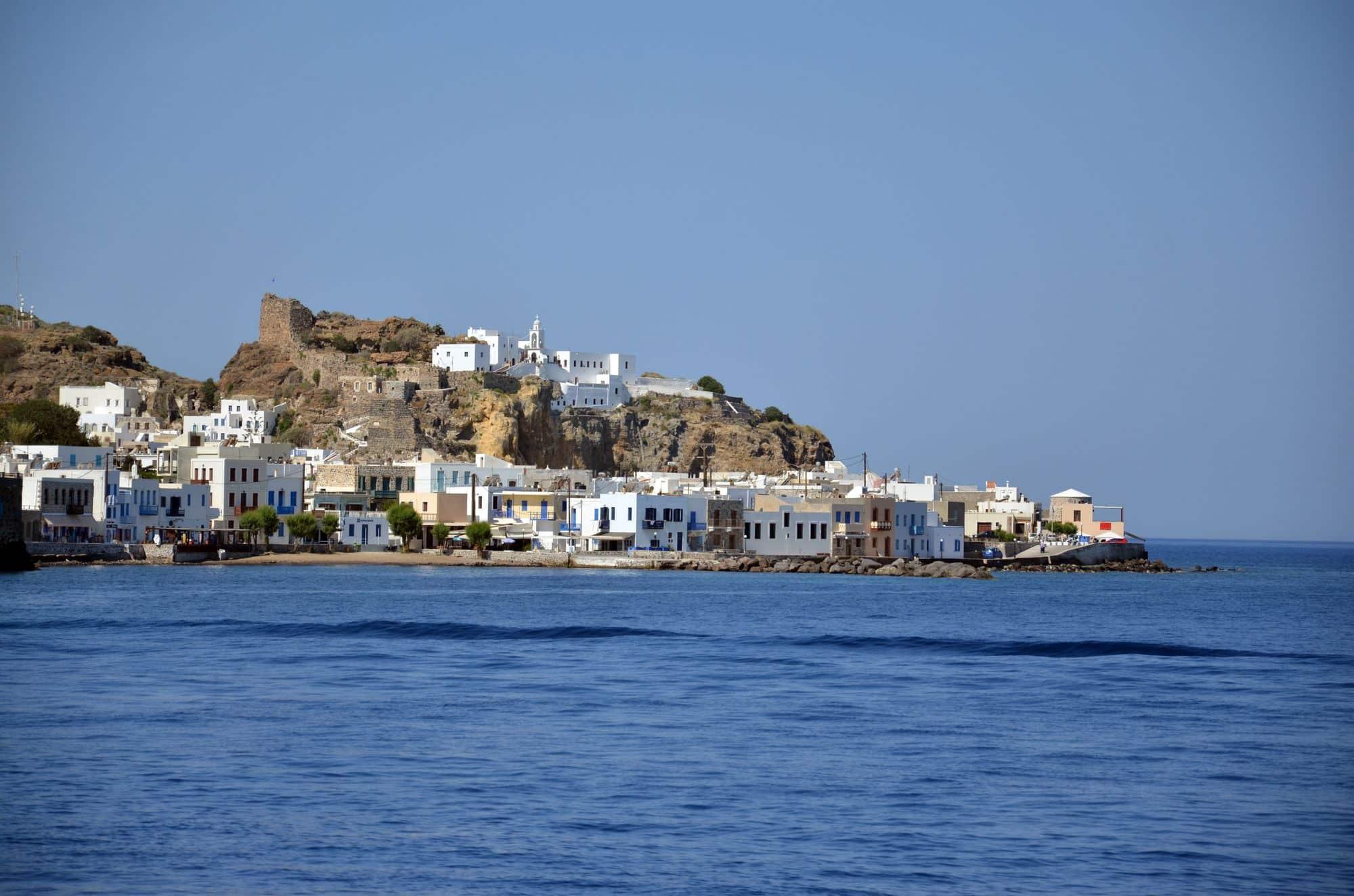 Mandraki Village in Nisyros
