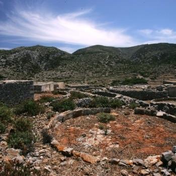 Saria - Tα Παλάτια, η Αγία Σοφία, το Αργος