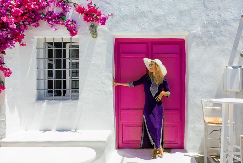 Paros, Naoussa, Greece