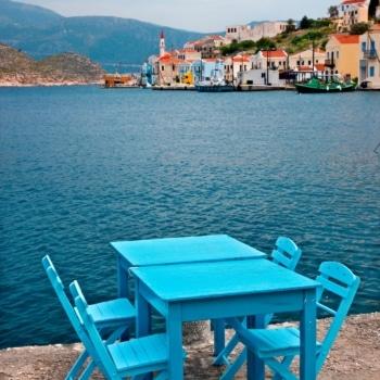 ΚASTELORIZO ISLAND, DODECANESE, GREECE