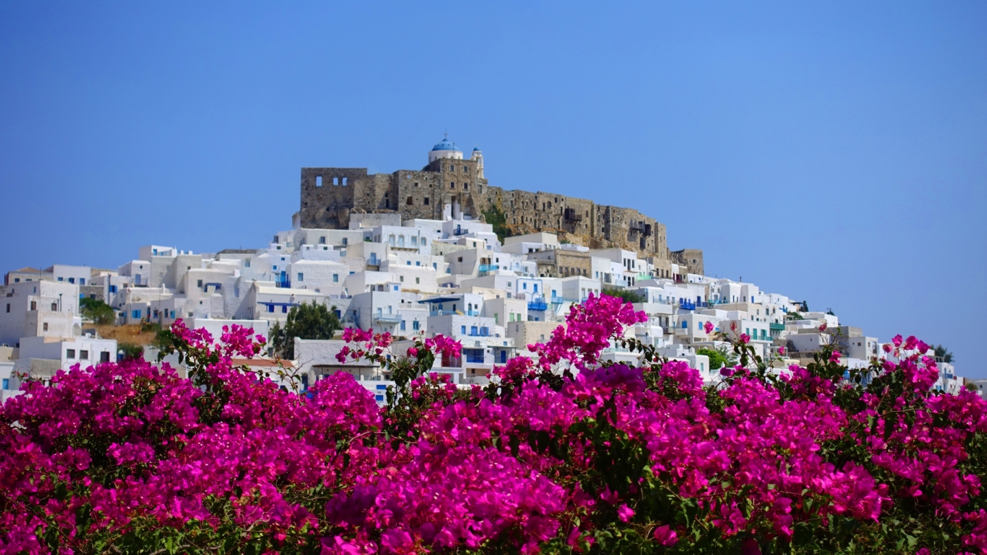 Castle of Astypalaia