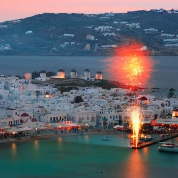 Mykonos, Cyclades, Greece