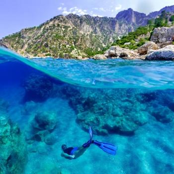 Karpathos island