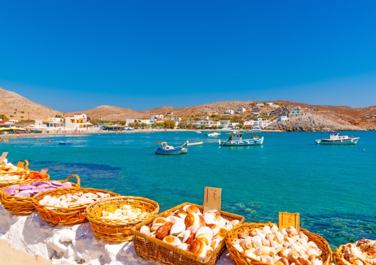 Pserimos, Dodecanese