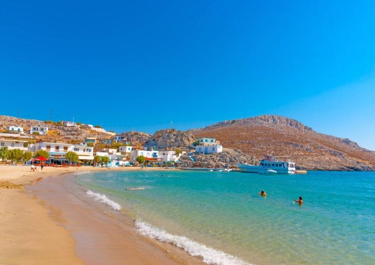 Pserimos island, Dodecanese