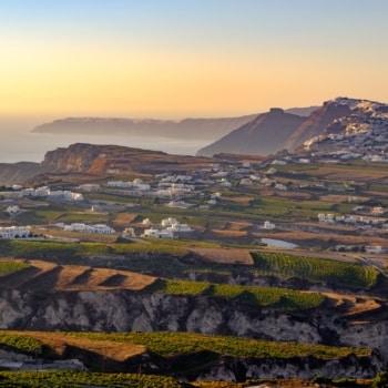 Wine tourism Aegean islands