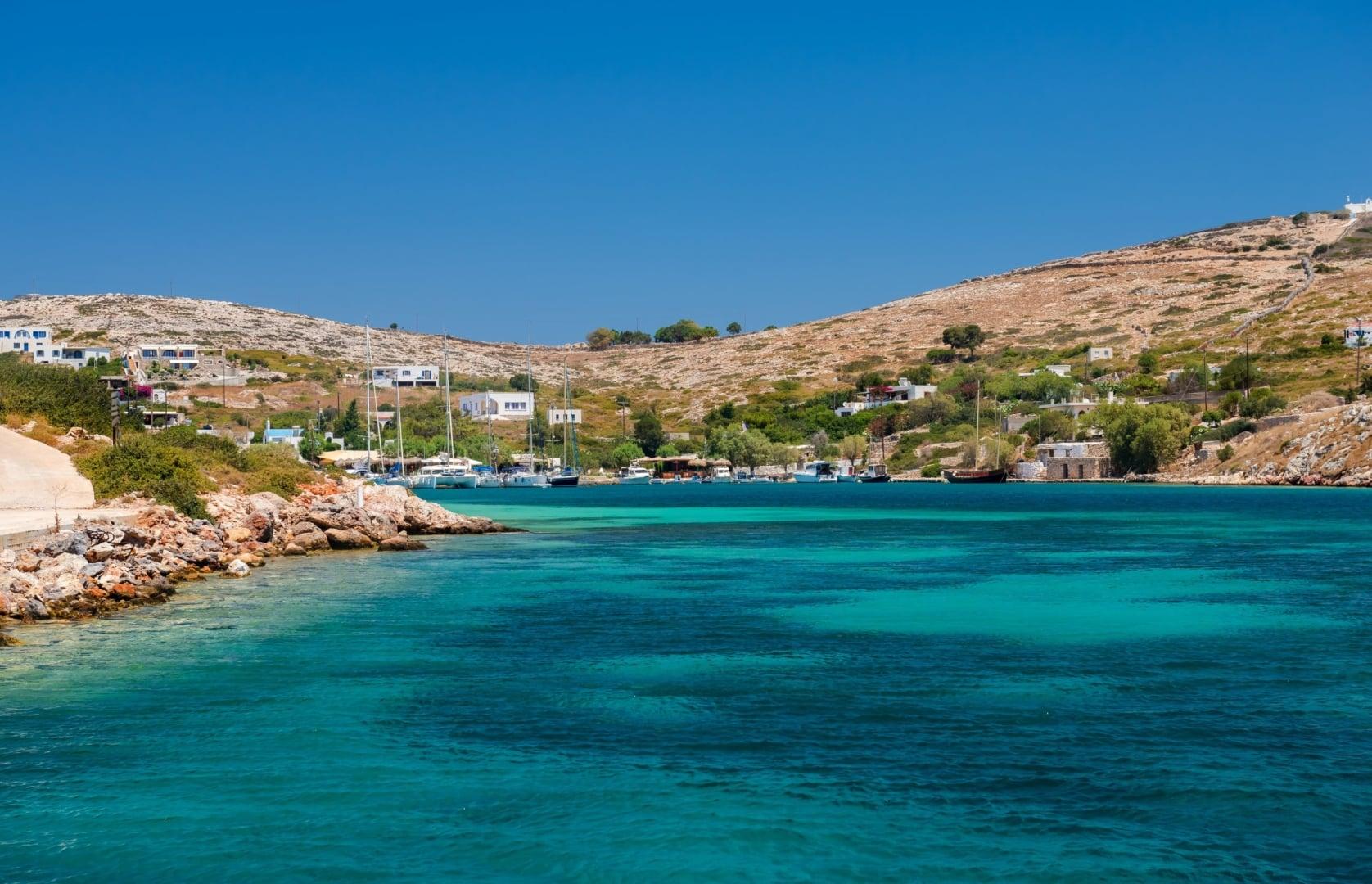 Arkioi island, Dodecanese